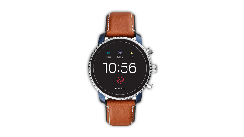 Best smartwatch under 25000 in India with leather strap