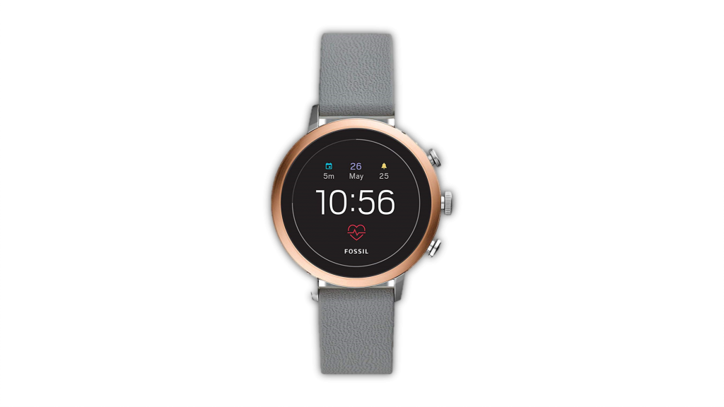 smartwatch for women in India with grey strap